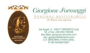 Giorgione Formaggi