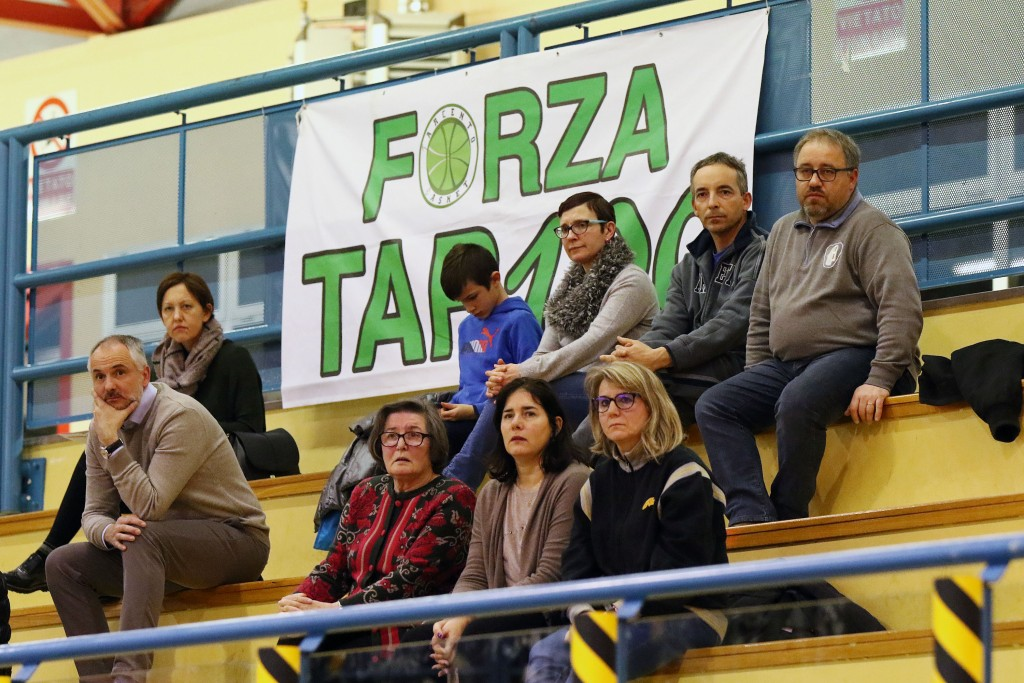 calendario tarcento basket