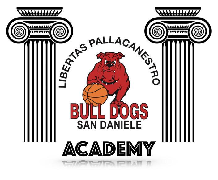 LOGO BULL DOGS ACADEMY