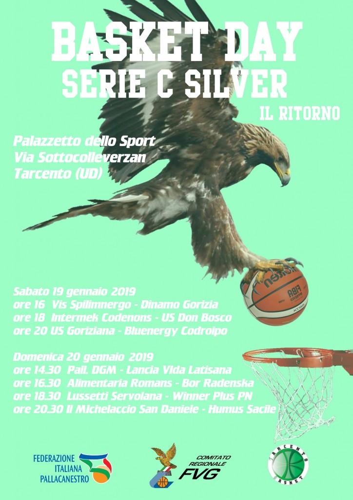 Locandina basket day