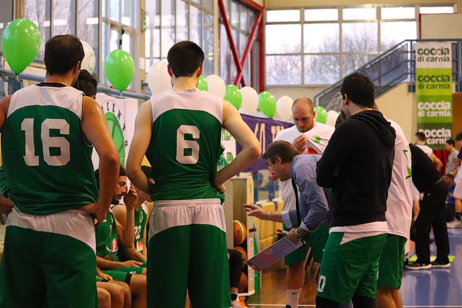 Sessantesimo Tarcento basket Serie D contro BudrioSessantesimo Tarcento basket Serie D contro Budrio7
