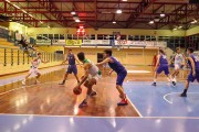 Under 20 tarcento basket contro torre12