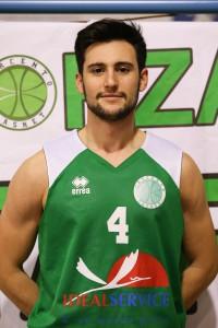 Marco De Zanchi Tarcento basket