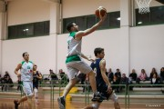 foto tarcento contro aviano basket
