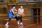 under 15 tarcento basket contro fagagna