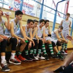 under 15 tarcento basket