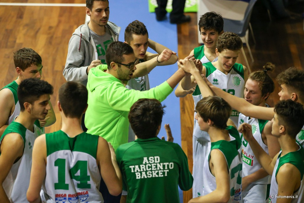 under 18 tarcento basket