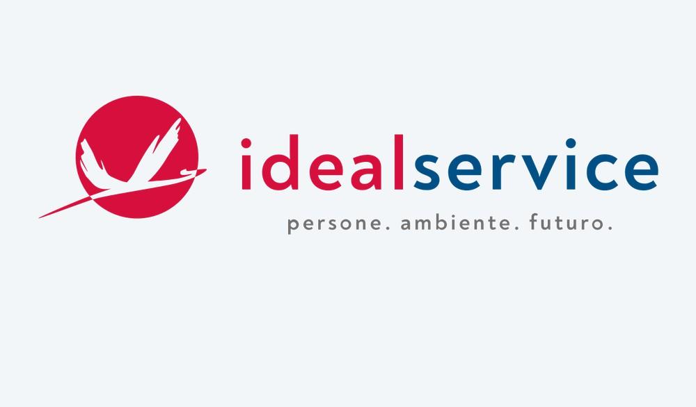 idealservice logo