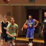 secondo allenamento tarcento basket11