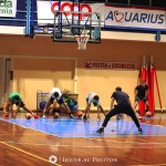 secondo allenamento tarcento basket2
