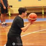 sesto allenamento tarcento basket6