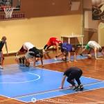 terzo allenamento tarcento basket5
