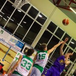 Under 20 tarcento basket contro san vito lignano1